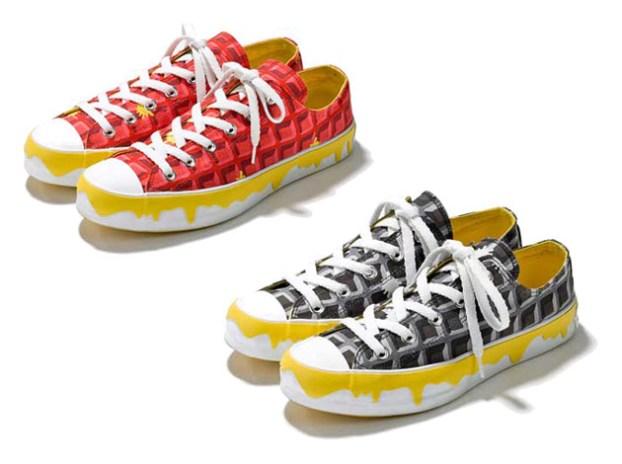 Ice Cream Season 8 Waffle Shoes