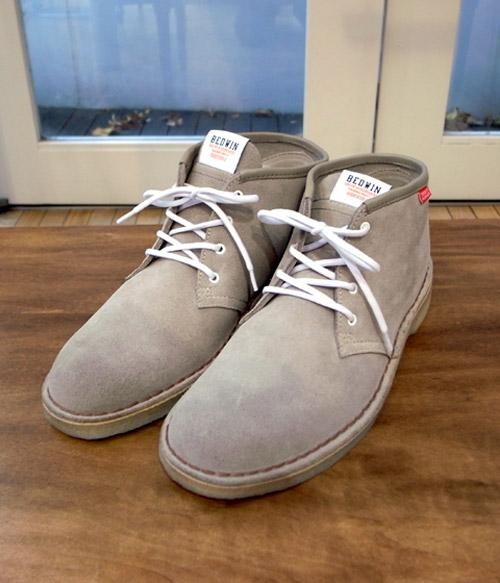 Bedwin Desert Boots