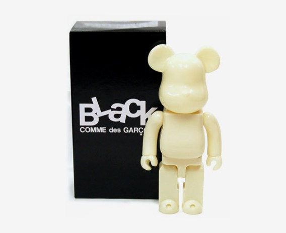 BLACK Comme des Garcons Opening Bearbrick & Tees