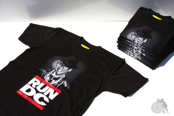 Black Klown Clothier Obama RUN DC T-Shirt
