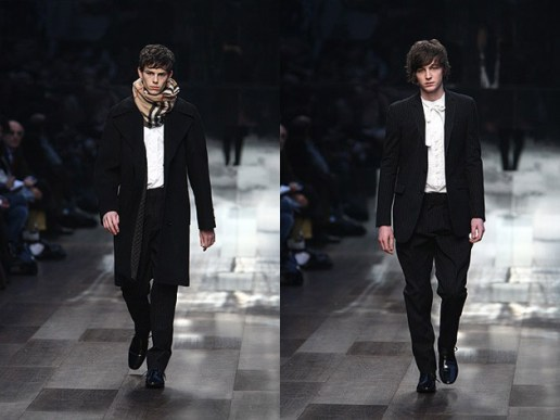 Burberry Prorsum Men's Ready-to-Wear 2009 Fall Collection