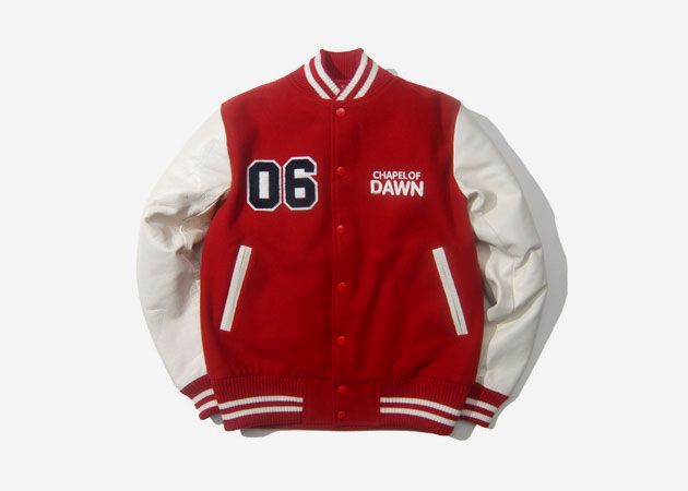 Chapel of Dawn 2009 New Year Varsity Jackets