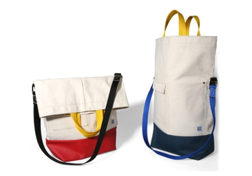 Chester Wallace Canvas Bags