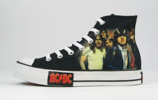 Converse Music Collection: Metallica & AC/DC All-Stars