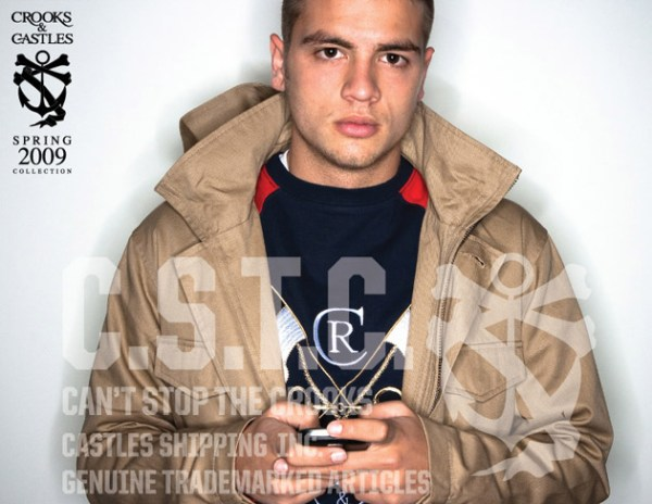 Crooks & Castles 2009 Spring Lookbook