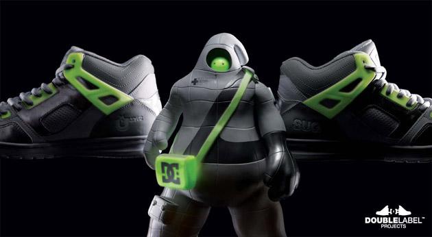 UNKL x DC Shoes Double Label Project