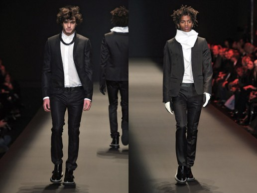 Dior Homme 2009 Fall Collection