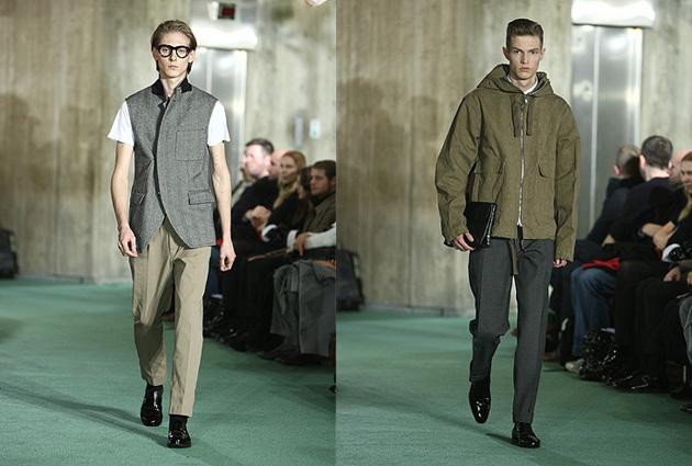 Dries Van Noten Men's Ready-to-Wear 2009 Fall