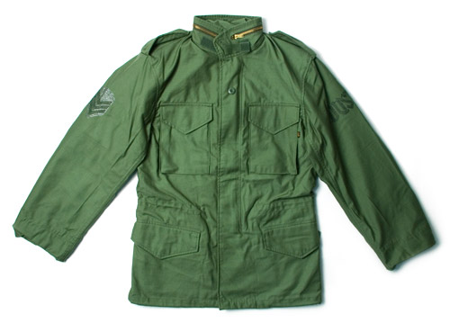 Dusty x Alpha Industries Jacket