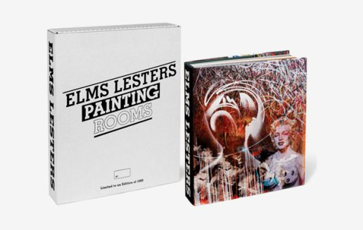Elms Lesters Painting Rooms: The Book(s)