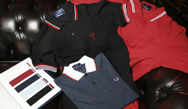 Fred Perry Laurel Aoyama Grand Opening