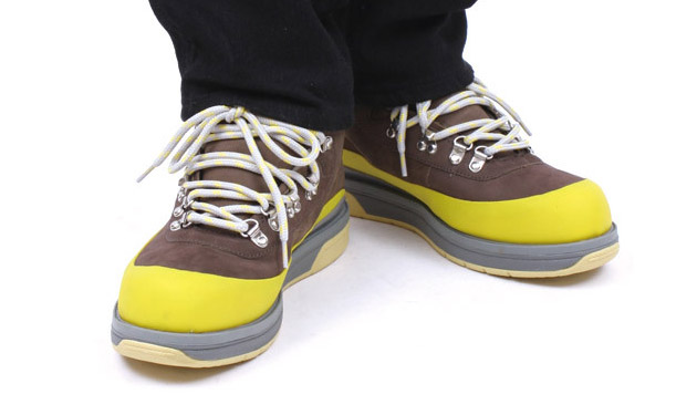 Gaunlets x Terrem TR3 Boots