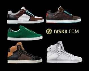 Gravis 2009 Spring/Summer Footwear