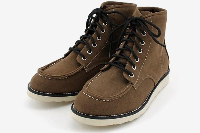 Hare Moc-toe Boots