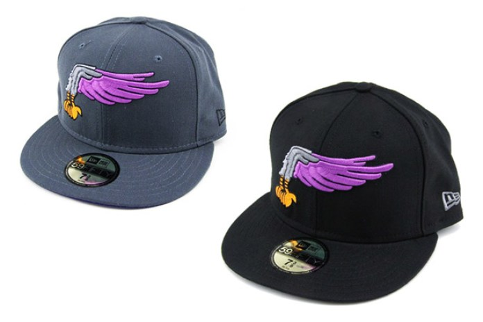 HECTIC Flying Logo New Era 59FIFTY Fitted Cap