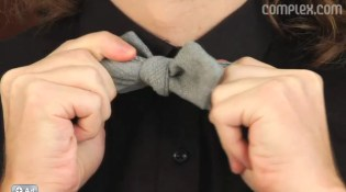 How to Tie a Bow-Tie by Alexander Olch