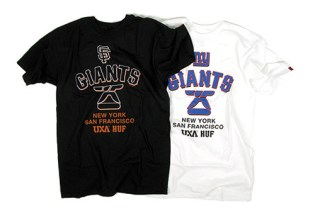 "HUF x UXA ""Giants"" T-shirt"