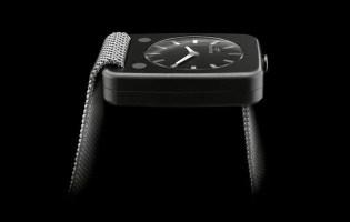 Ikepod Solaris Watch by Marc Newson