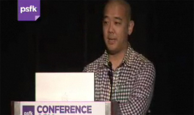 jeffstaple's Presentation at the PSFK Creative Conference