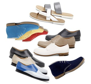 Jil Sander 2009 Spring/Summer Footwear