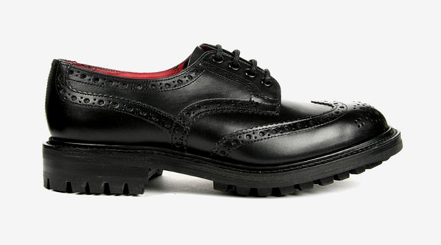 Junya Watanabe Comme Des Garcons Brogue by Trickers