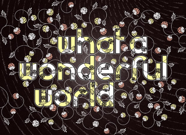 "Kai & Sunny   ""What A Wonderful World"" Exhibition"