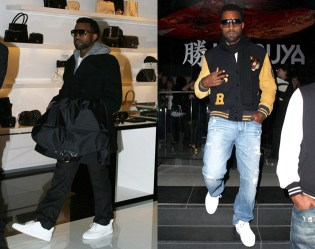 Kanye West for Louis Vuitton Sneakers Confirmed