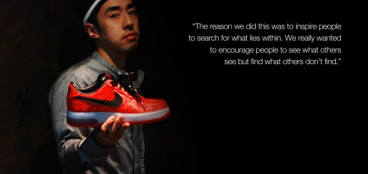 Kevin Poon: CLOT x Nike 1World Air Force 1