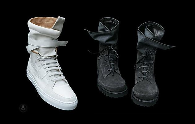 Kris Van Assche 2009 Fall/Winter Footwear