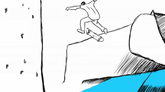 Lakai Final Flare Outtakes Animation Video
