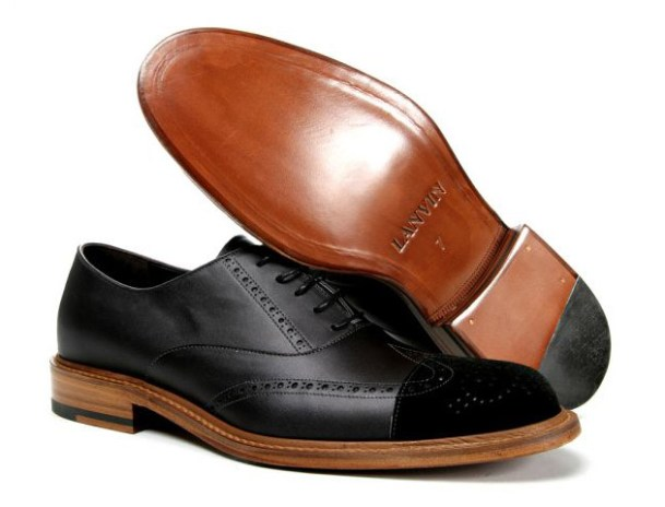 Lanvin 2009 Spring/Summer Richelieu Shoes