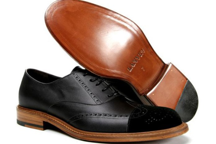 Lanvin 2009 Spring/Summer Richelieu Shoes