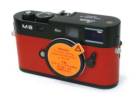 Leica x Isetan M8.2 Camera