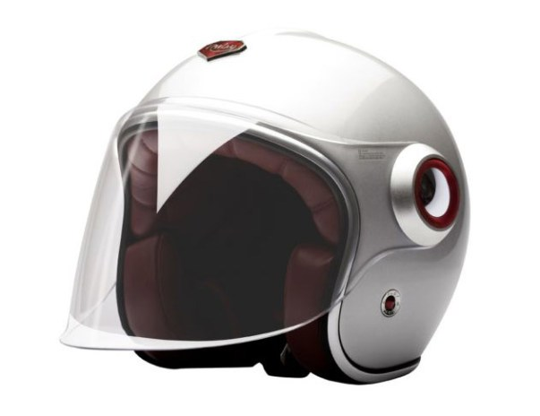 Les Ateliers Ruby Helmet by Jerome Coste