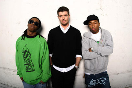 Lil Wayne feat. Pharrell Williams - Yes