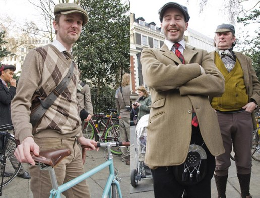 London Tweed Run 2009