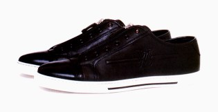 Louis Vuitton 2009 Embossed Sneakers