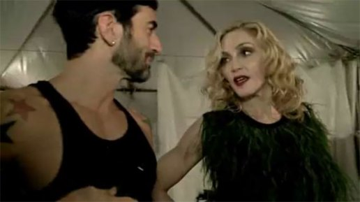 Madonna's Ad Campaign for Louis Vuitton - Behind the Scenes