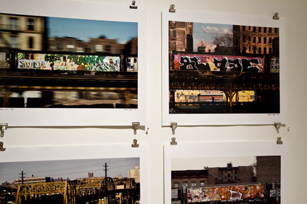 "Martha Cooper ""Street Shots"" Exhibition"