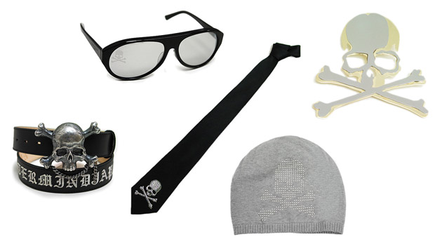 """mastermind JAPAN 2009 Spring/Summer """"ace-high"""" Accessories"""