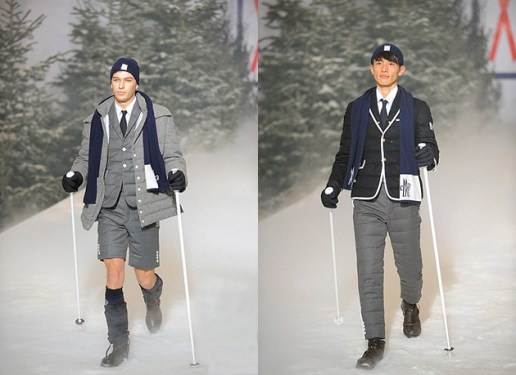 Moncler 2009 Fall Gamme Bleu Collection