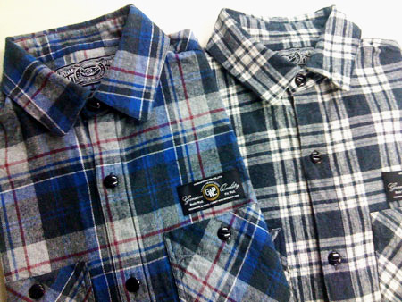 Neighborhood Web Exclusive Flannel