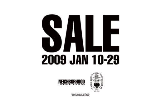 Neighborhood / Blackflag / Hoods - Sale