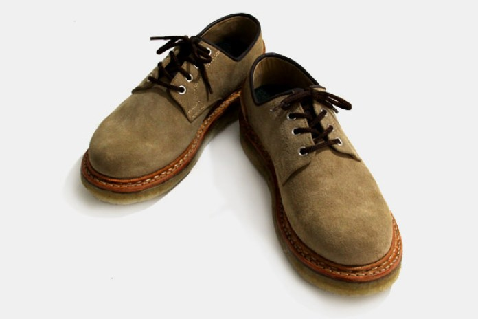 Nepenthes Alpine Oxford Shoes & Alpine Work Boots