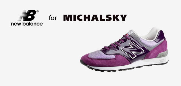 New Balance for Michalsky