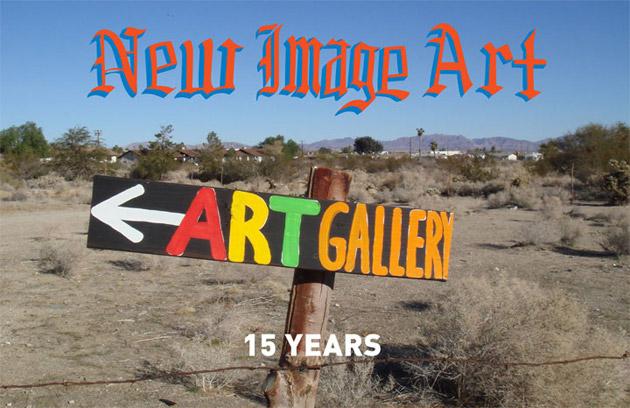 New Image Art x Upper Playground 15th Anniversary Tee and Exhibition