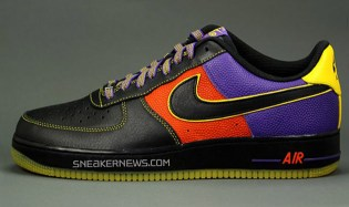 "Starks x DJ Clark Kent x Nike ""2009 NBA All-Star Game"" Air Force 1 Quickstrike"