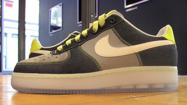 Buckwild Nike Bespoke Air Force 1