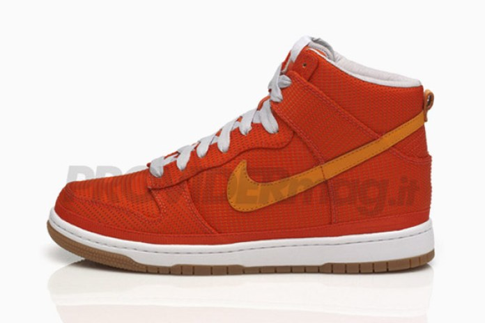 Nike Dunk Hi Electro Perforated Pack