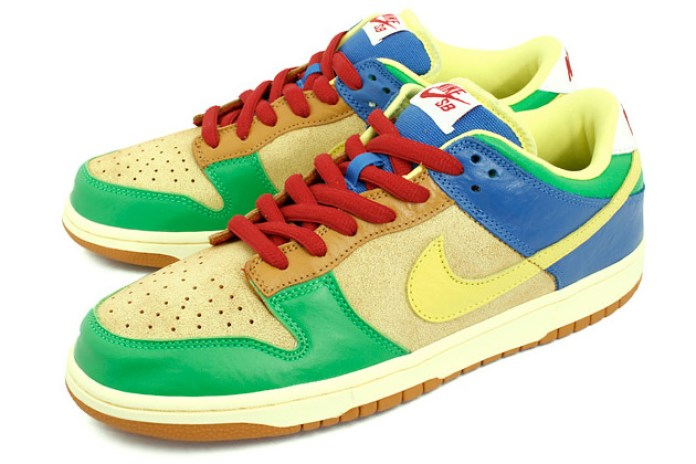 "Nike SB Dunk Low Premium ""Brooklyn Projects"""